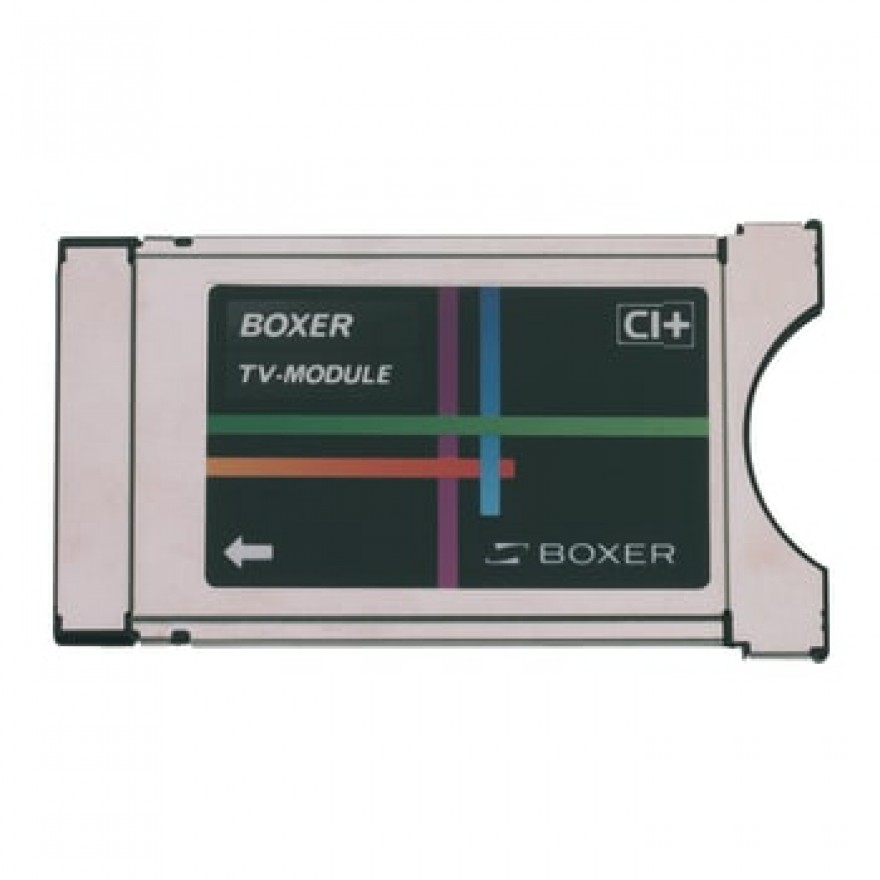 CI+ MODUL VIACCESS BOXER TV