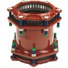 +GF+ MULTI/JOINT 46-71 mm lige kobling, EPDM, PN16
