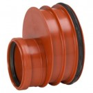200X110MM DOUBLE RED. M/GI