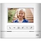 ABB-Welcome Video-svartelefon M22341-W-02