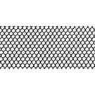 "Expo-net armeringsnet 2 x 25 m, 6 x 8 mm, sort EXPO1211 ""L"""