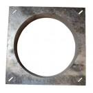 Jesmig skørt til 600 mm A15/B125 brønddæksler