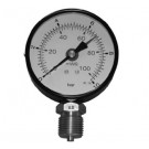 "1/2""X80MM MANOMETER 25BAR"