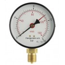 "1/2""X100MM MANOMETER 6BAR"