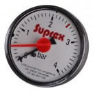 "1/4"" MANOMETER 0-4 BAR"