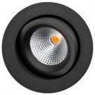 Downlight Gyro Isosafe LED 6W DTW sort