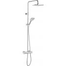 Damixa Pine brusersystem inkl. termostat, hoved- og håndbruser.