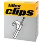 PLUGS CLIPS 14-18/40MM-100 HV