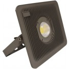 Projektør Ispot LED 50W, 3650 lumen, 4500K, industri sort