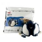 3M halvmaske 4277+, klar til brug med filter FFABE1P3D