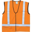 ADVAR.VEST KL.3 STR.XL ORANGE